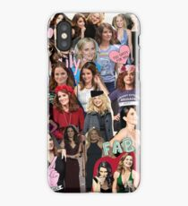 Amy Poehler & Tina Fey Collage iPhone Case/Skin