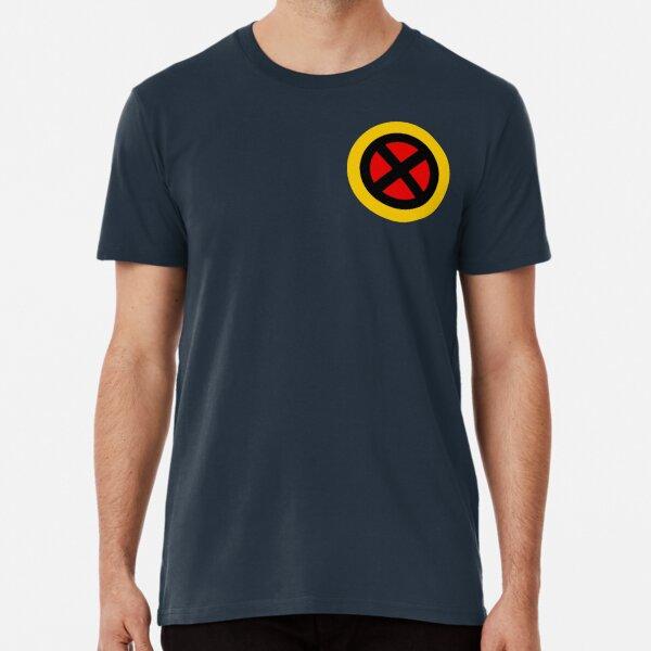 X Logo Premium T-Shirt