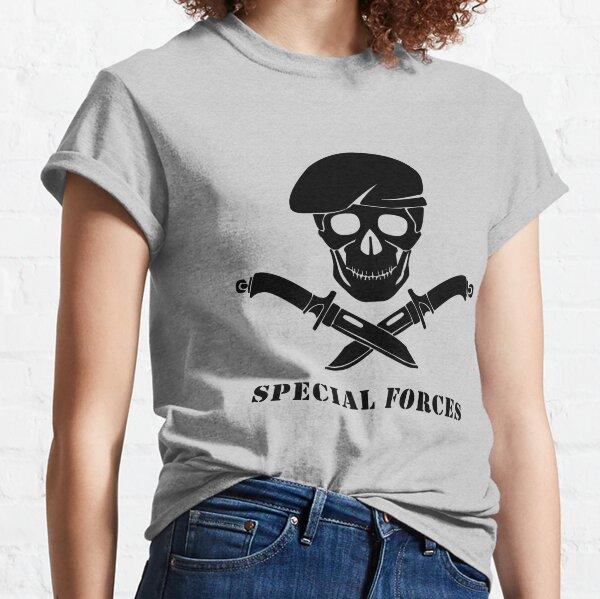 Fuerzas Especiales del Ejército - Boina Verde de las Fuerzas Especiales Camiseta clásica
