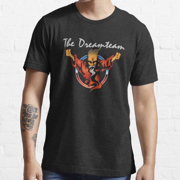 Equipo de sueños Thunderdome Camiseta esencial