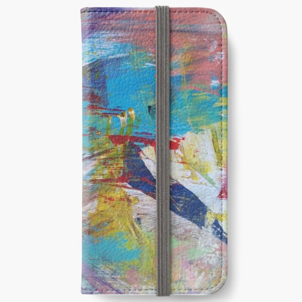 Blurring the Lines iPhone Wallet