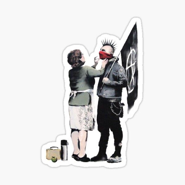 Anarchie... Sticker