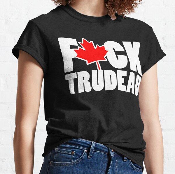 Baiser Trudeau T-shirt classique