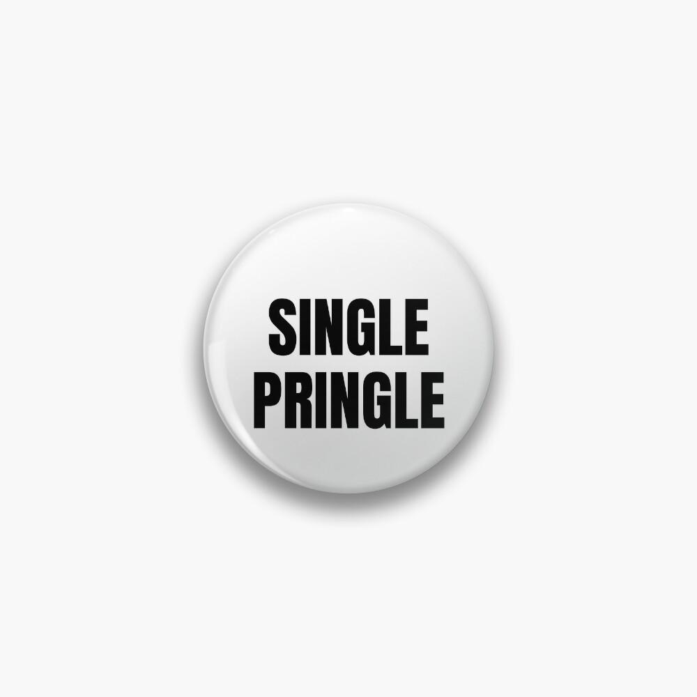 Single Pringle Pin