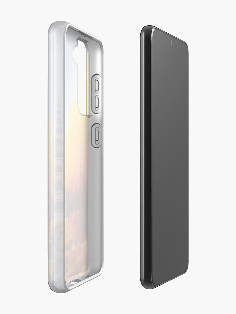 Alternate view of Bellchime Trail Case & Skin for Samsung Galaxy