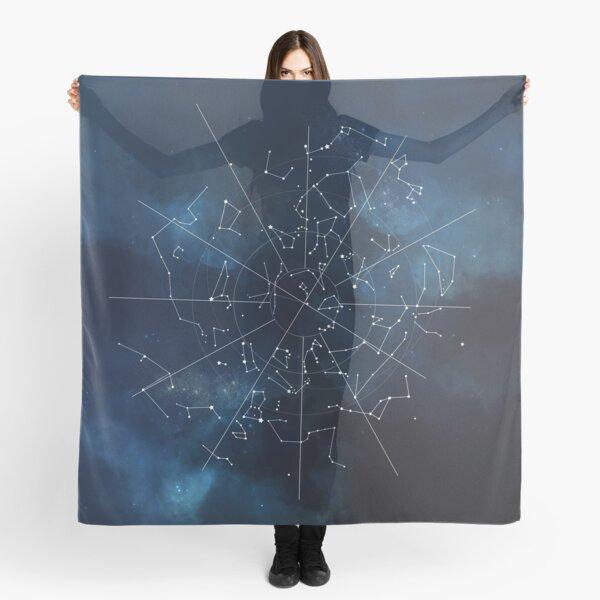 Celestial Map Scarf