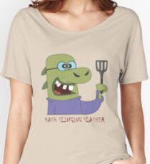 The Hash Slinging Slasher Women's Relaxed Fit T-Shirt