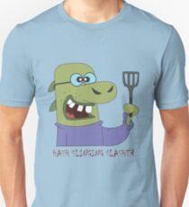 The Hash Slinging Slasher Unisex T-Shirt