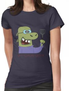The Hash Slinging Slasher Womens Fitted T-Shirt
