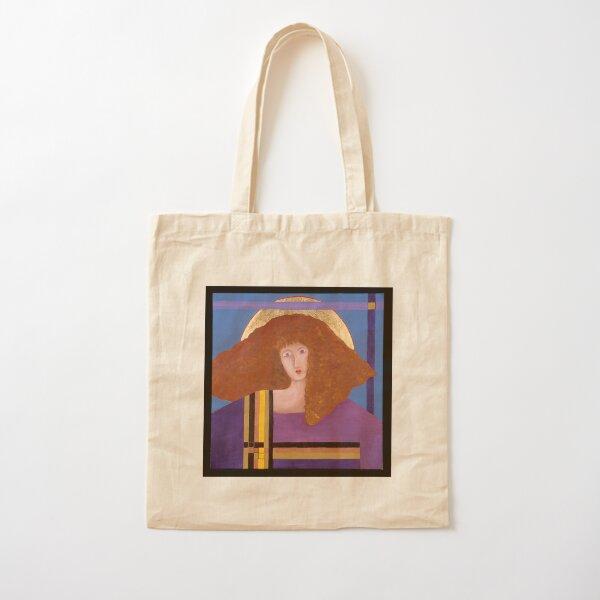 Santa Hermana Cotton Tote Bag