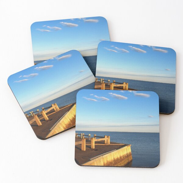 Appointed Dock Coasters (Set of 4)