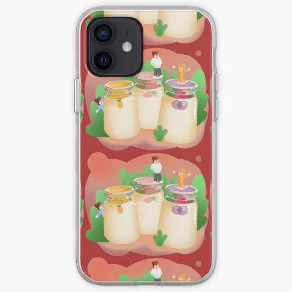 STAMEN GRIGOROV YOGURT T-SHIRT iPhone Soft Case