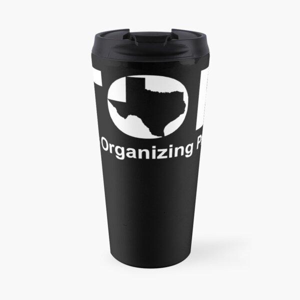 Top Texas Organizing Project Travel Mug