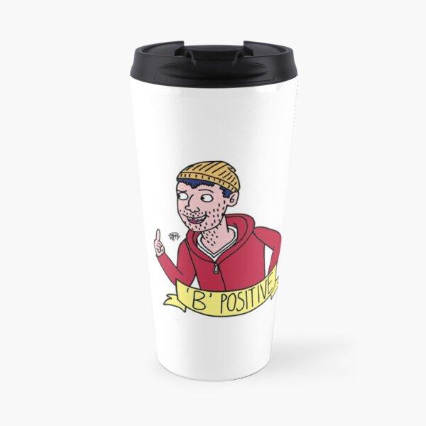 Todd B Positive  Travel Mug
