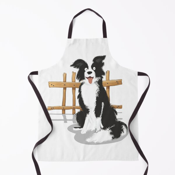 Meet Tejo, my brother's dog Apron