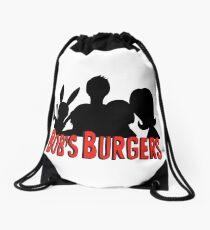 The Belcher Family // Bobs Burgers Drawstring Bag