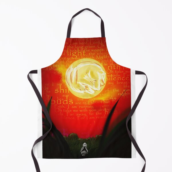 The Sun and The Rabbit Apron