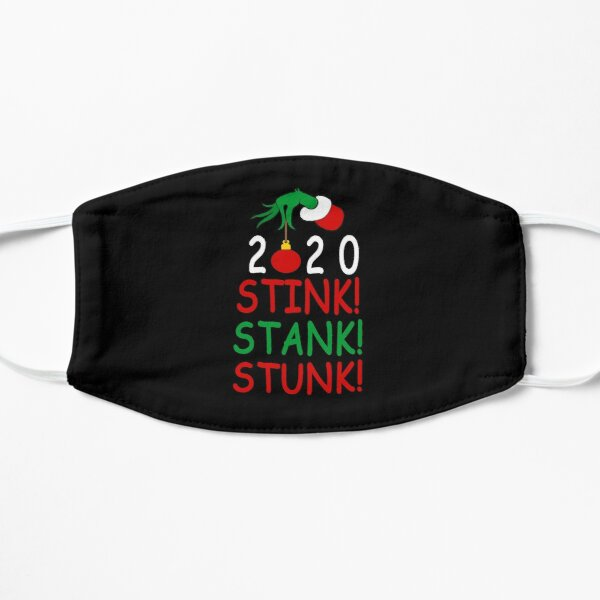 Stink Stank Stunk 2020 - Grinch Mask