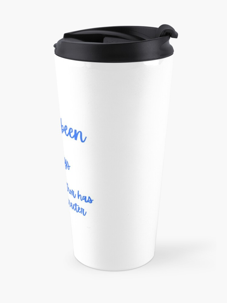 Alternate view of 0 days Travel Mug