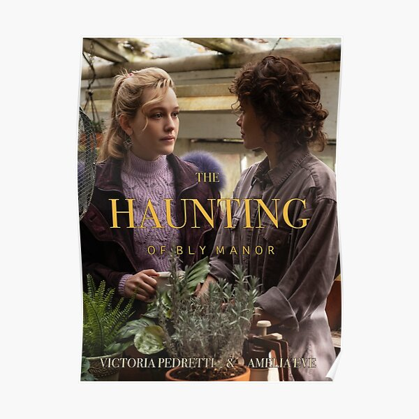 The Haunting Of Bly Manor - Dani & Jamie Poster