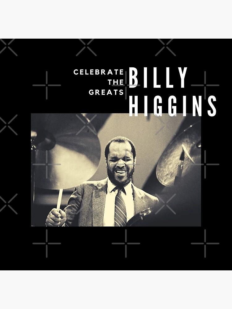 Billy Higgins: Great Jazz Drummer/Musician by Nextleveldrums1