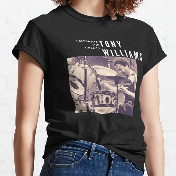 Tony Williams: Great Jazz Drummer/ Musician Classic T-Shirt