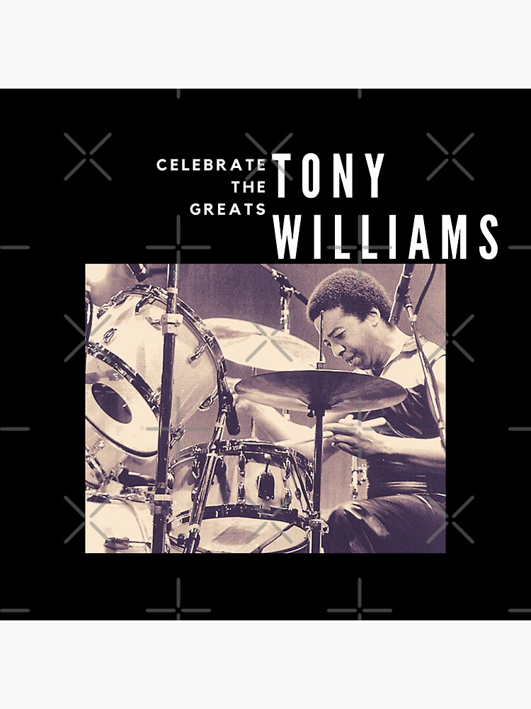 Tony Williams: Great Jazz Drummer/ Musician by Nextleveldrums1