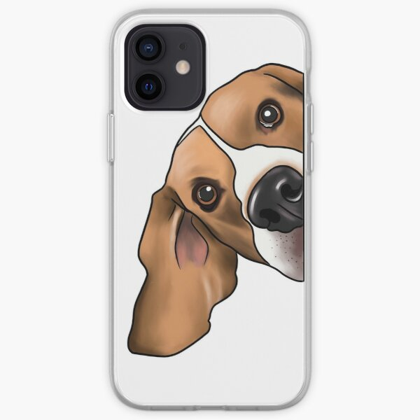 Beagle  iPhone Soft Case