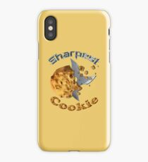 Sharpest Cookie (in the Jar) iPhone Case