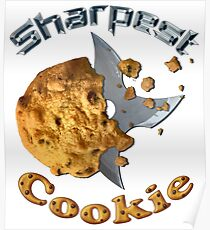 Sharpest Cookie (in the Jar) Poster