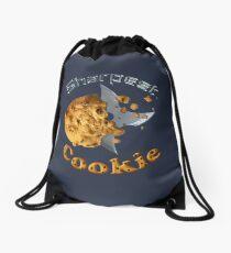 Sharpest Cookie (in the Jar) Drawstring Bag