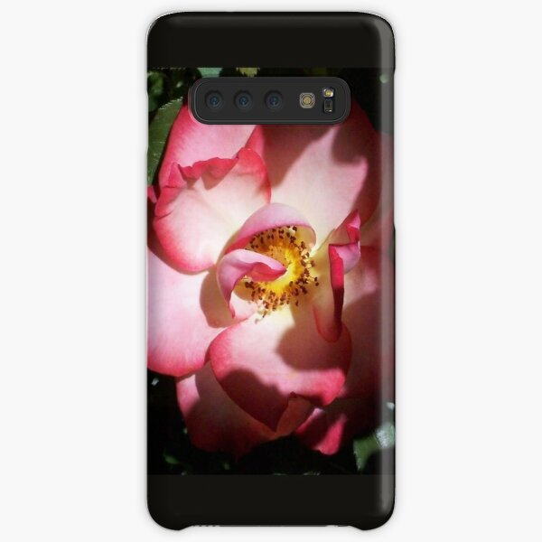 Blossoming Flower Samsung Galaxy Snap Case