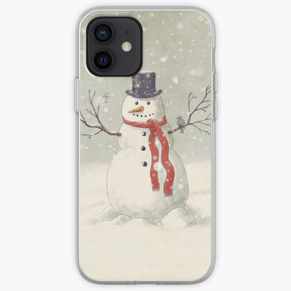The Snowman iPhone Case & Cover