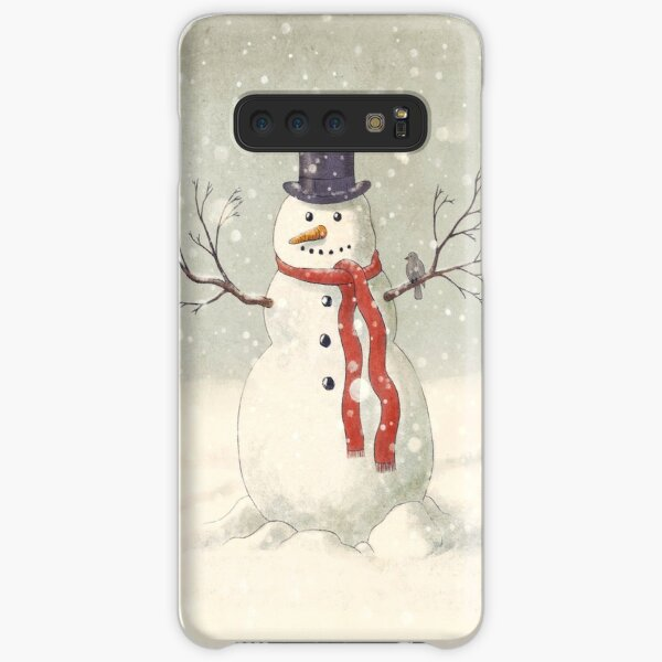 The Snowman Samsung Galaxy Snap Case