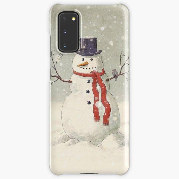 The Snowman Samsung Galaxy Snap Case