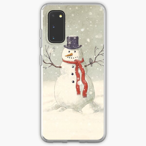 The Snowman Samsung Galaxy Soft Case