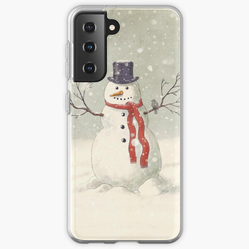 The Snowman Samsung Galaxy Phone Case