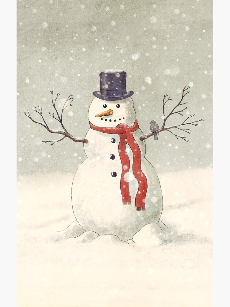 The Snowman by TerryFan