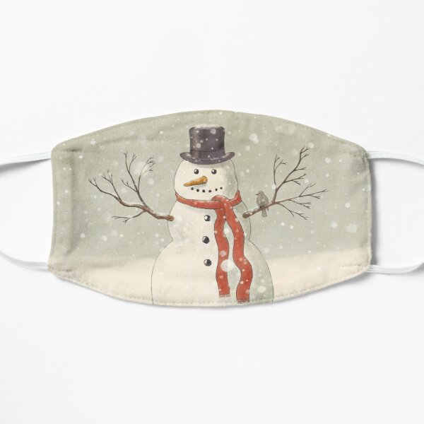 The Snowman Mask