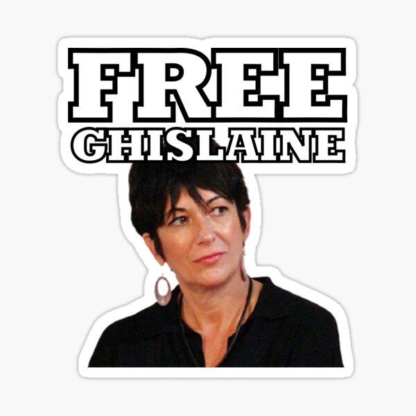 Free Ghislaine Sticker