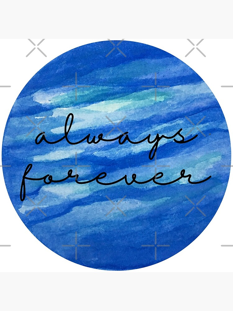 Always Forever - Finnley quote by authorlwinter