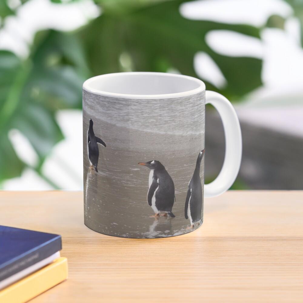 Penguin March Mug