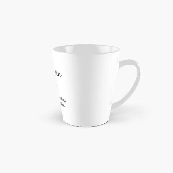 0 days Tall Mug