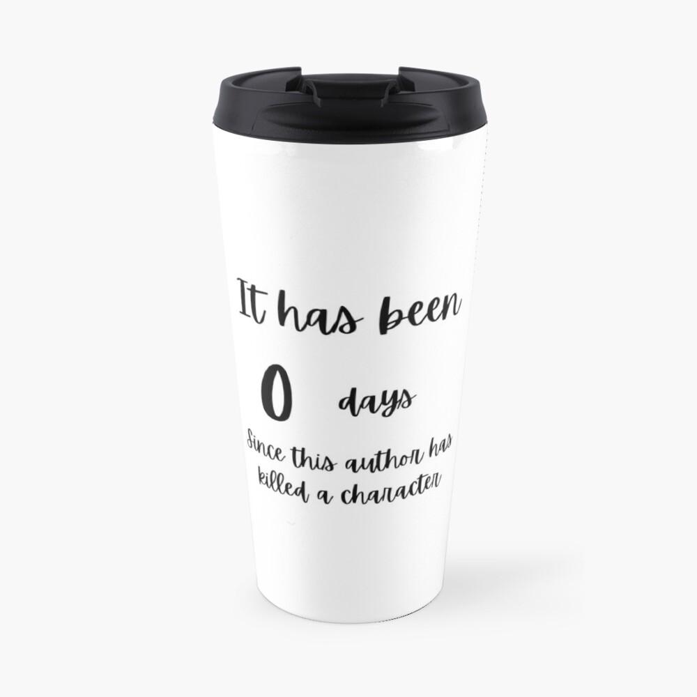 0 days Travel Mug