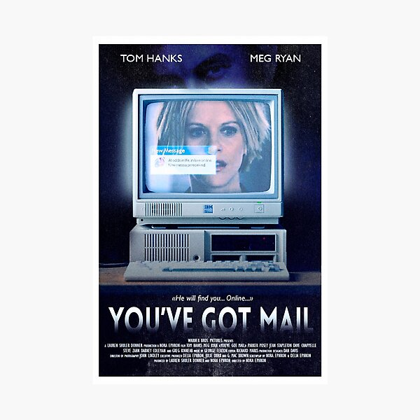 YOU'VE GOT MAIL 1998 Photographic Print