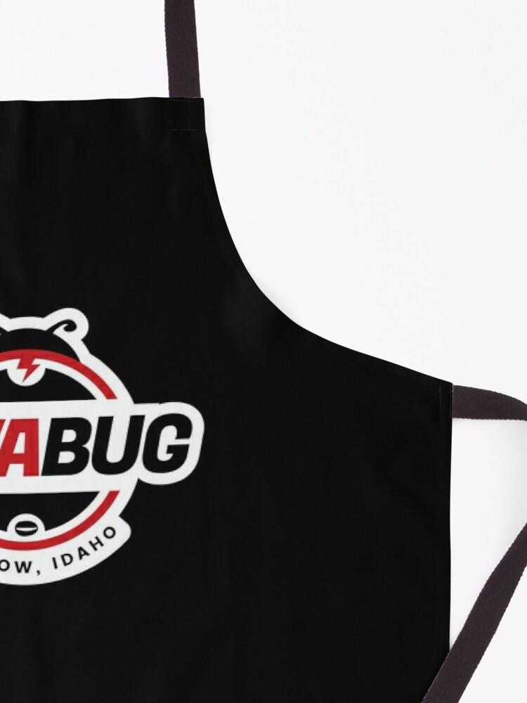 Alternate view of Java Bug Coffee Moscow Idaho Apron