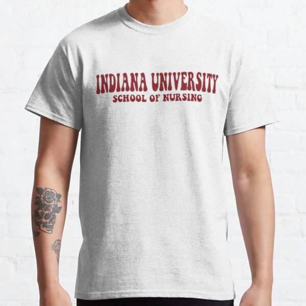 Indiana University School of Nursing Classic T-Shirt