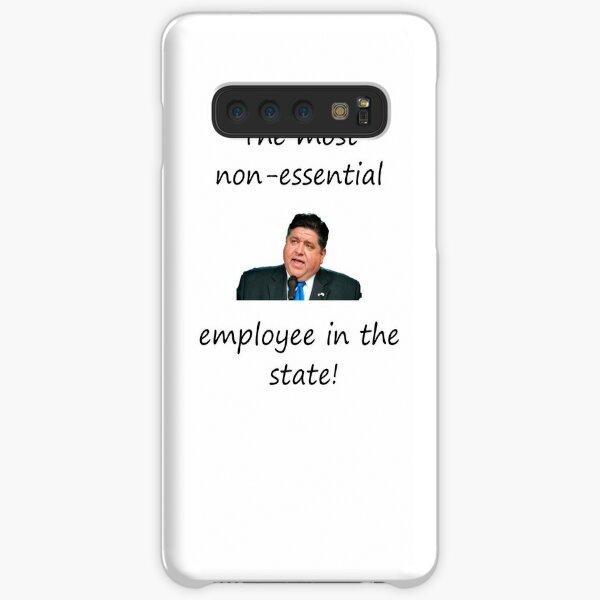 pritzker sucks Samsung Galaxy Snap Case