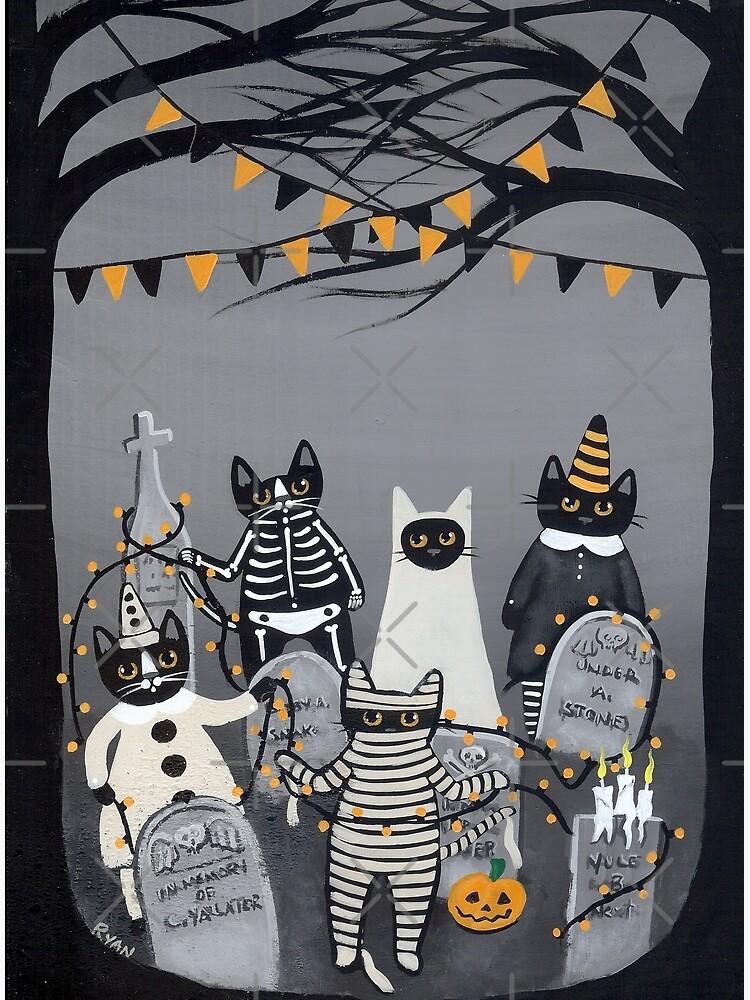 Decorating the Graveyard by kilkennycat