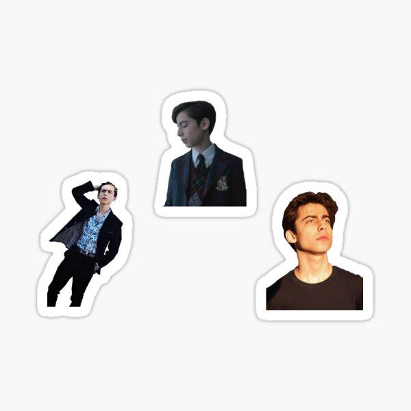 Aidan Gallagher Sticker Pack Pegatina